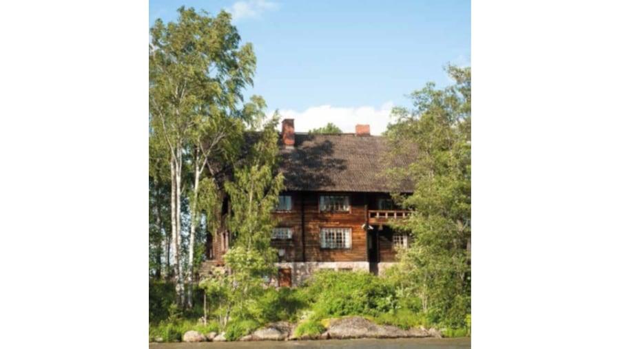 Home of artist Pekka Halonen