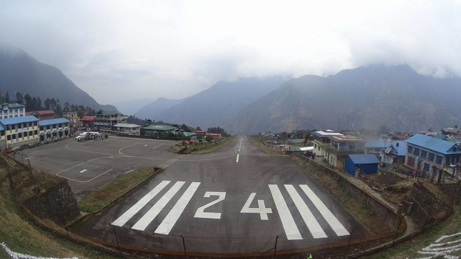 Lukla Airport: the Gateway to everest Base Camp Trek