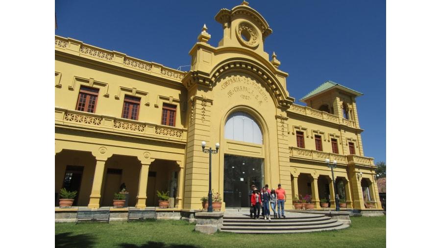Antigua Estación FFCC