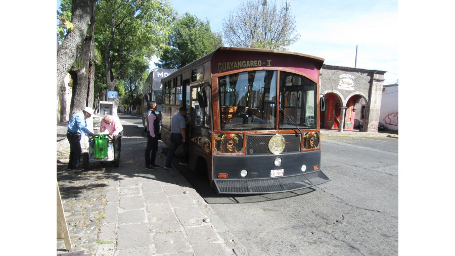 El tranvía