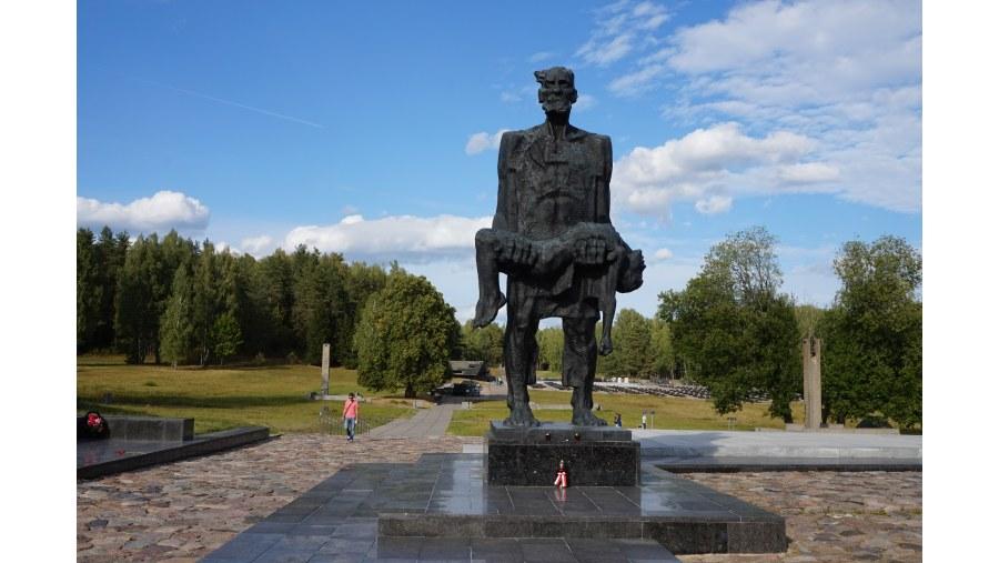 Khatyn WWII memorial