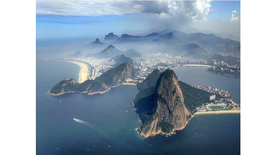 Rio from the top