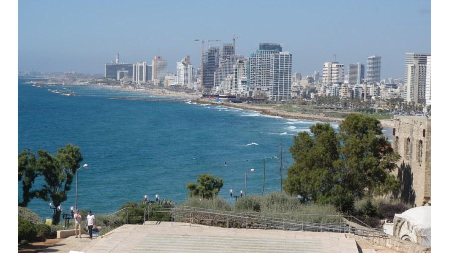 Tel Aviv  - from Jaffa
