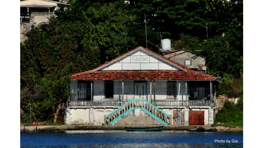 One of the oldest houses in Cienfuegos