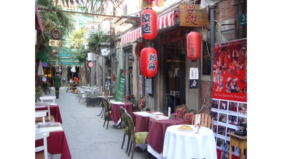 Tianzifang Arts Zone