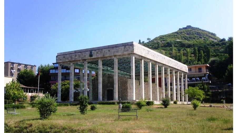 Skanderbeg mausoleum