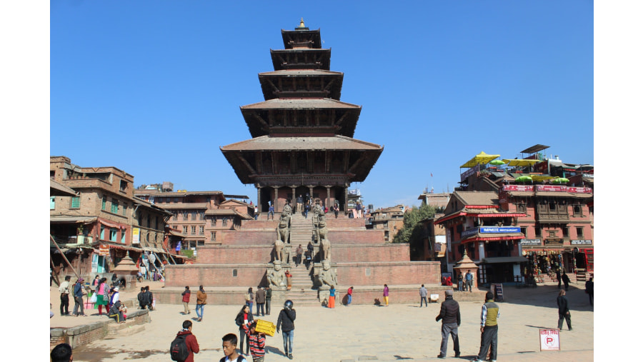 Tallest Pagoda Temple of Nepal