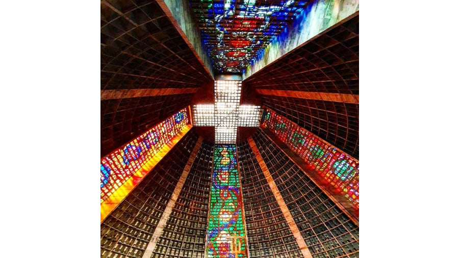 Catedral Metropolitana interior