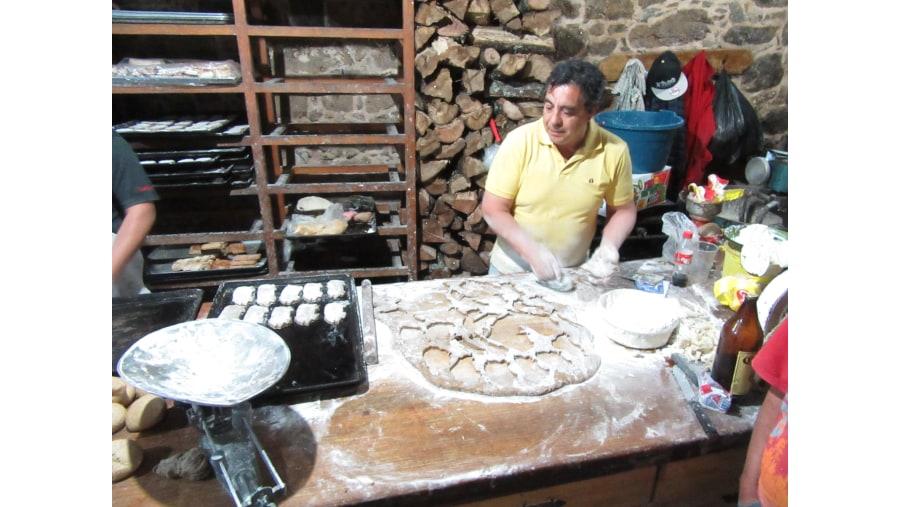 Fabricación del Rico Pan