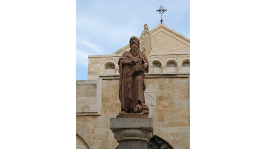 St Jerome - Bethlehem
