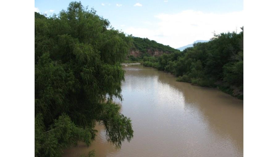 Río Bolaños, Minas de oro