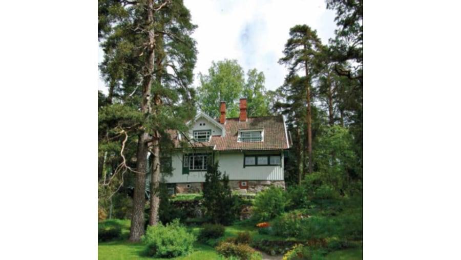Sibelius home Ainola