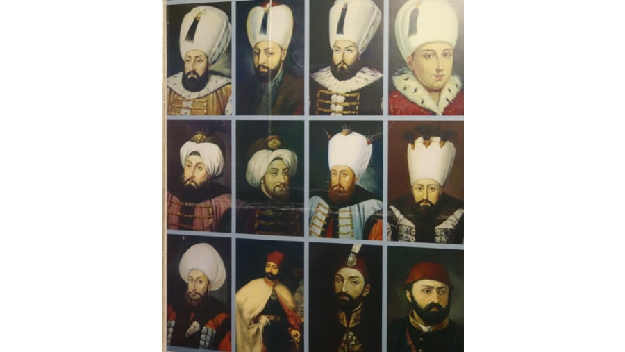 Turkish Sultans