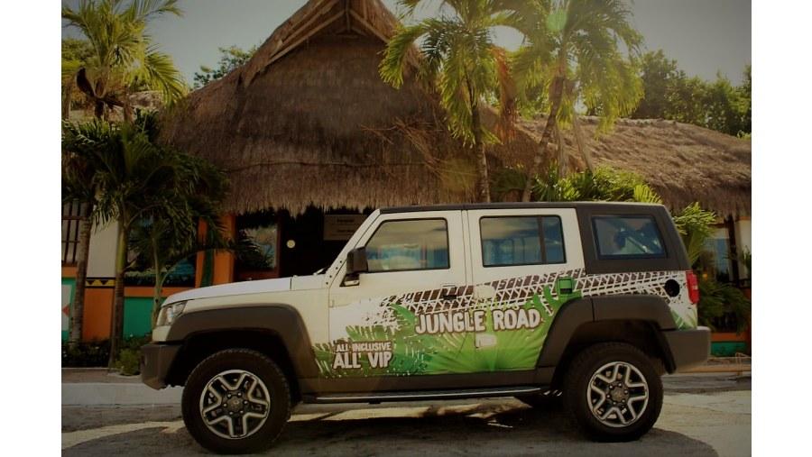 Jungle Road Adventure