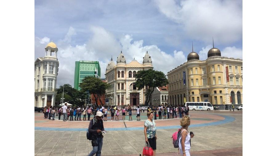 Marco Zero Plaza