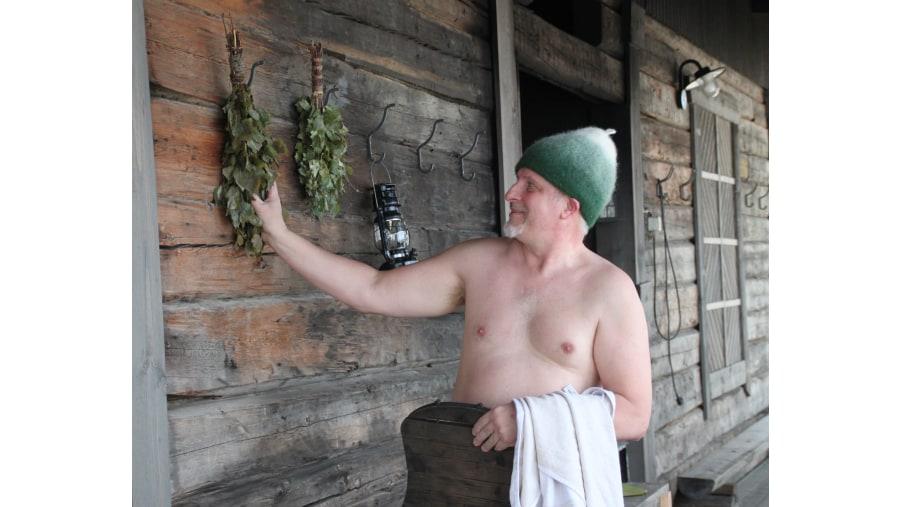 Heritage Smoke Sauna Tour
