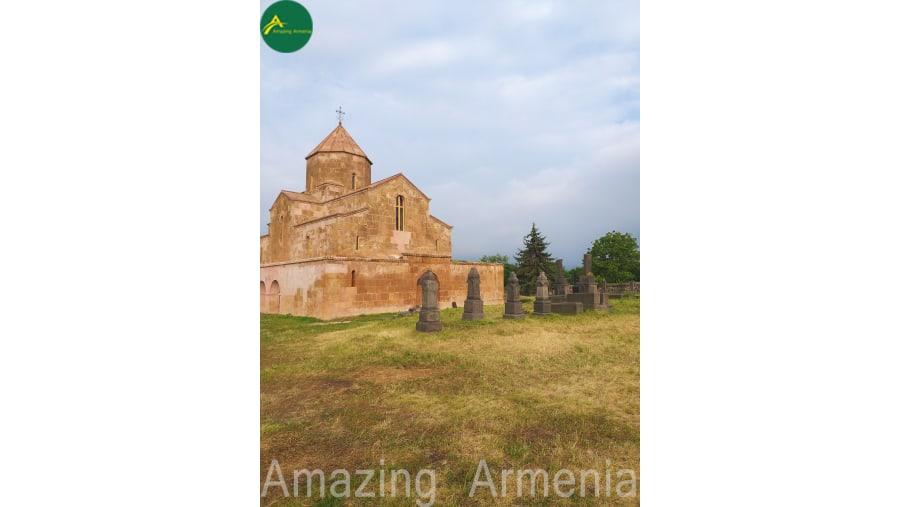 Wonderful Odzun Monastery