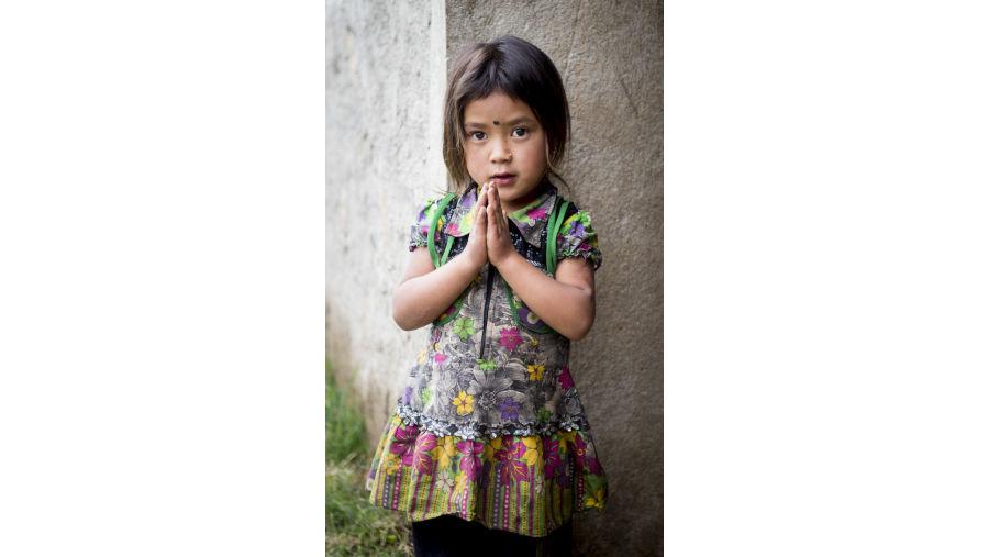 Namaste ! Welcome to Nepal