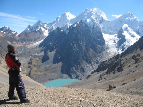 Trekking in Cordillera Blanca