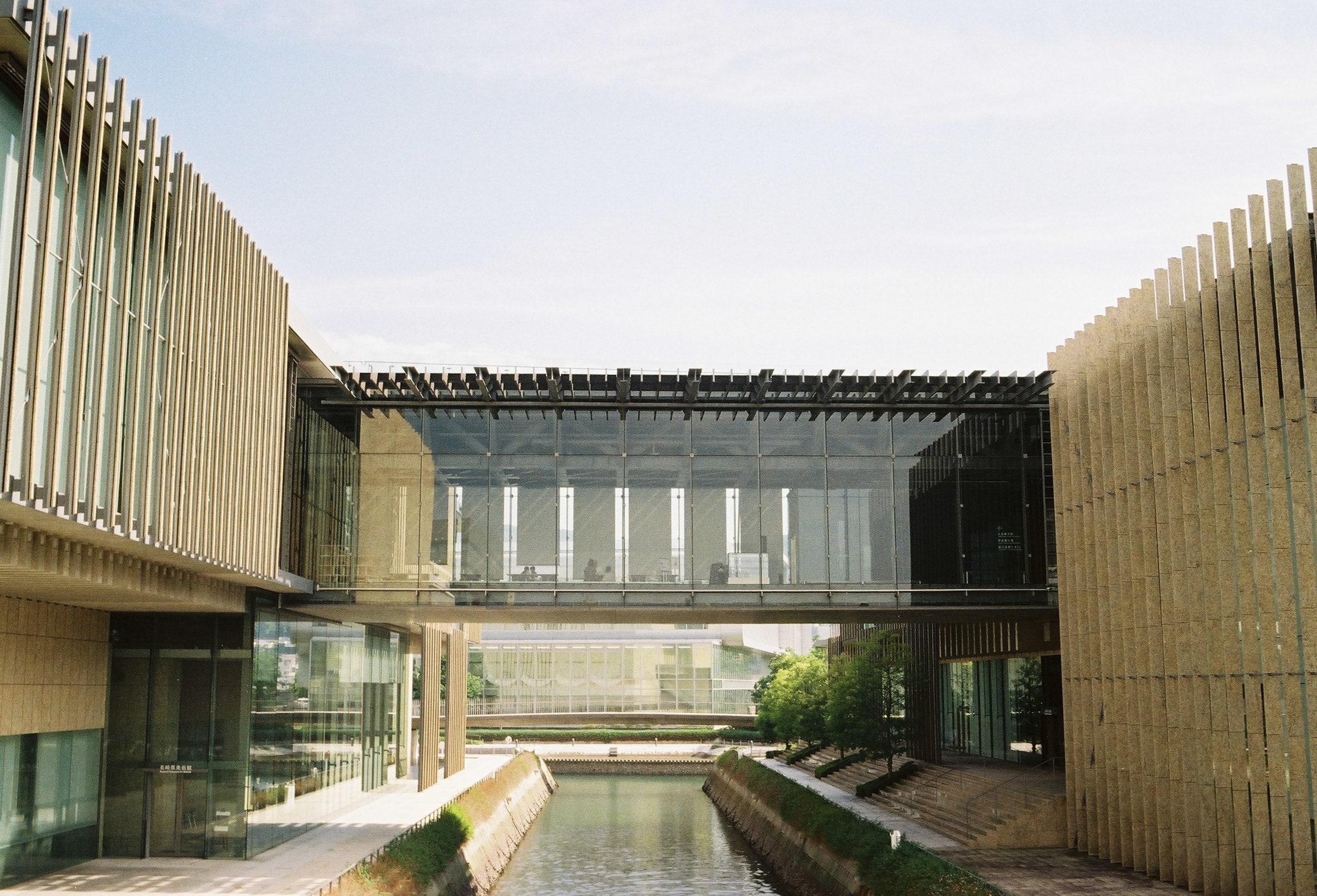 Nagasaki Perfectural Art Museum