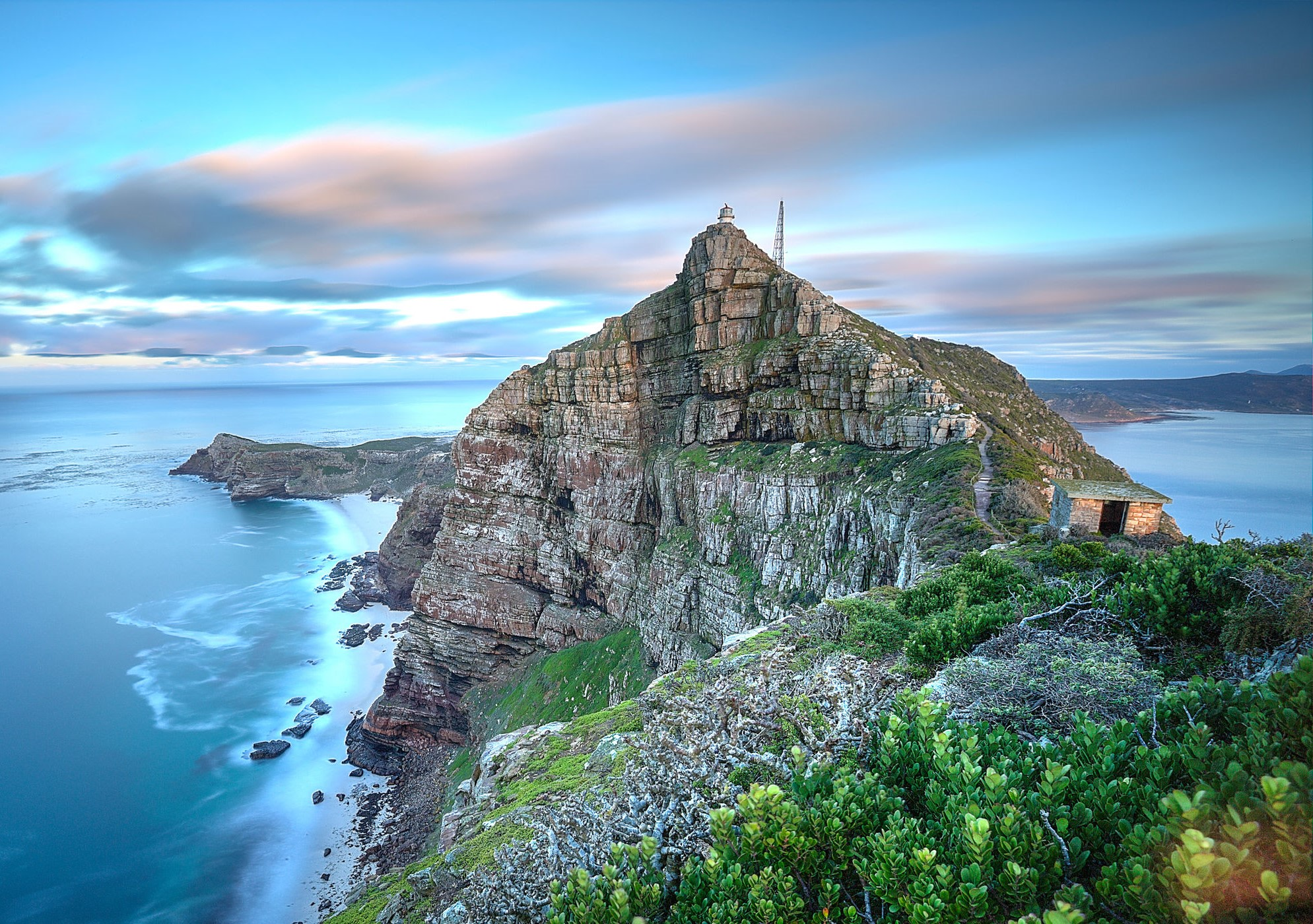 Beautiful Nature all along the way upto Cape Point