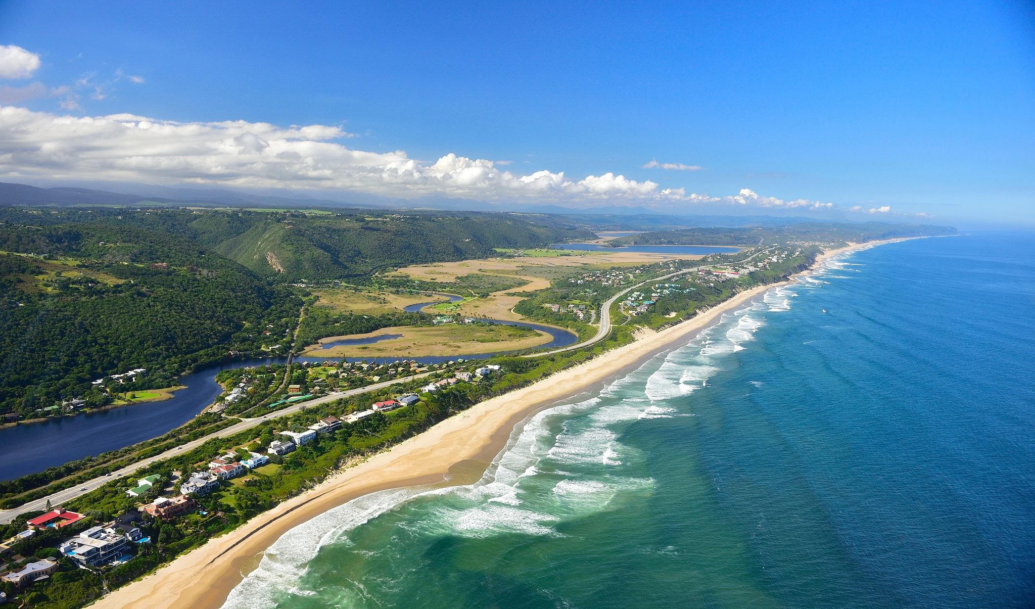Varied beauty of Nature on Garden route- from Cape Town to Port Elizabeth