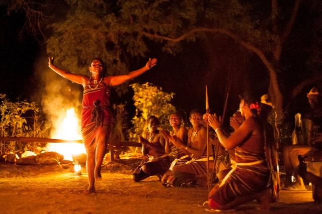 Traditional Celebration in Madagascar