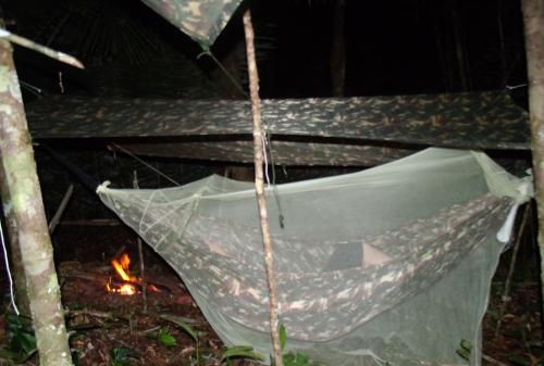 Camping in Amazon