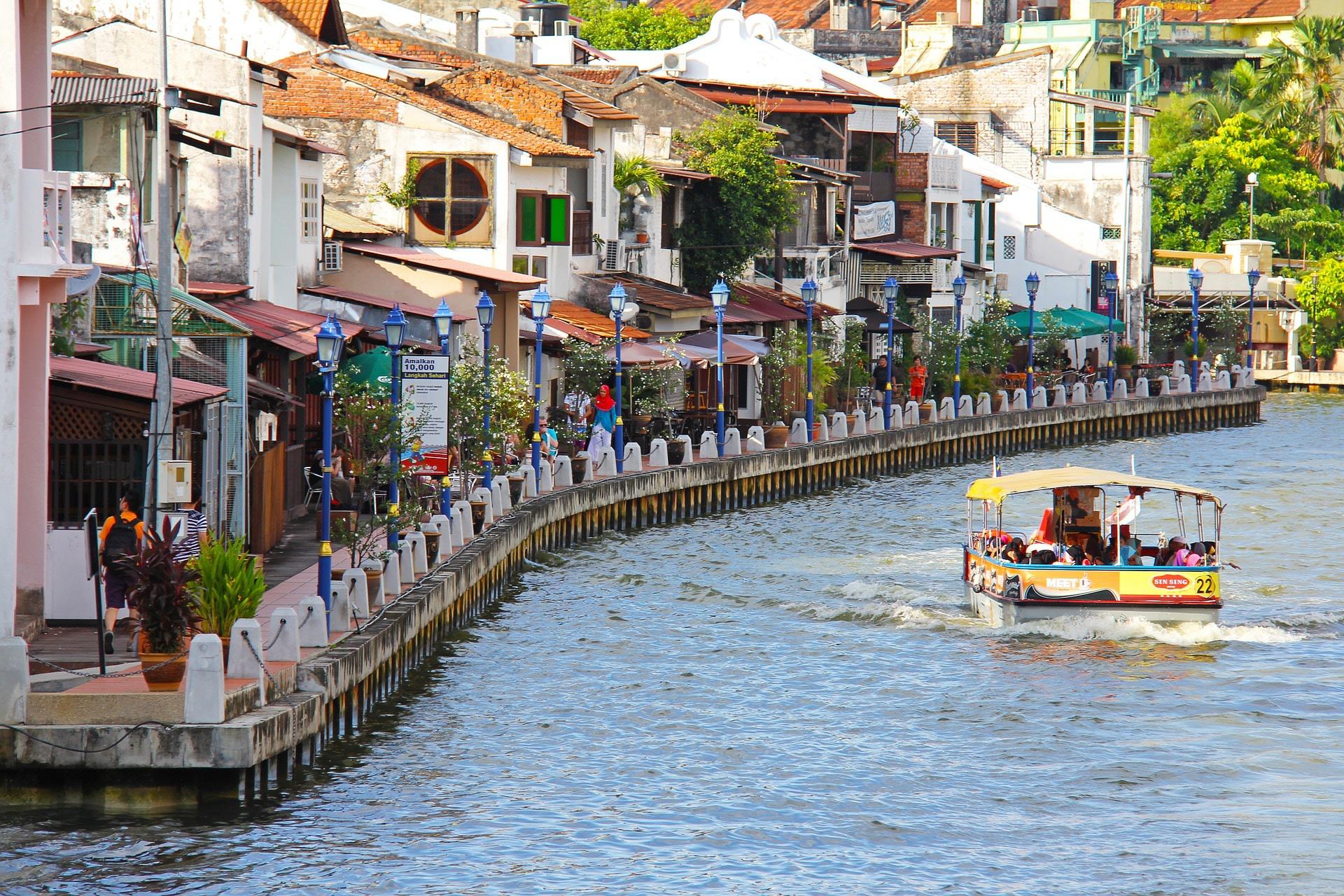 Malacca Boat Ride