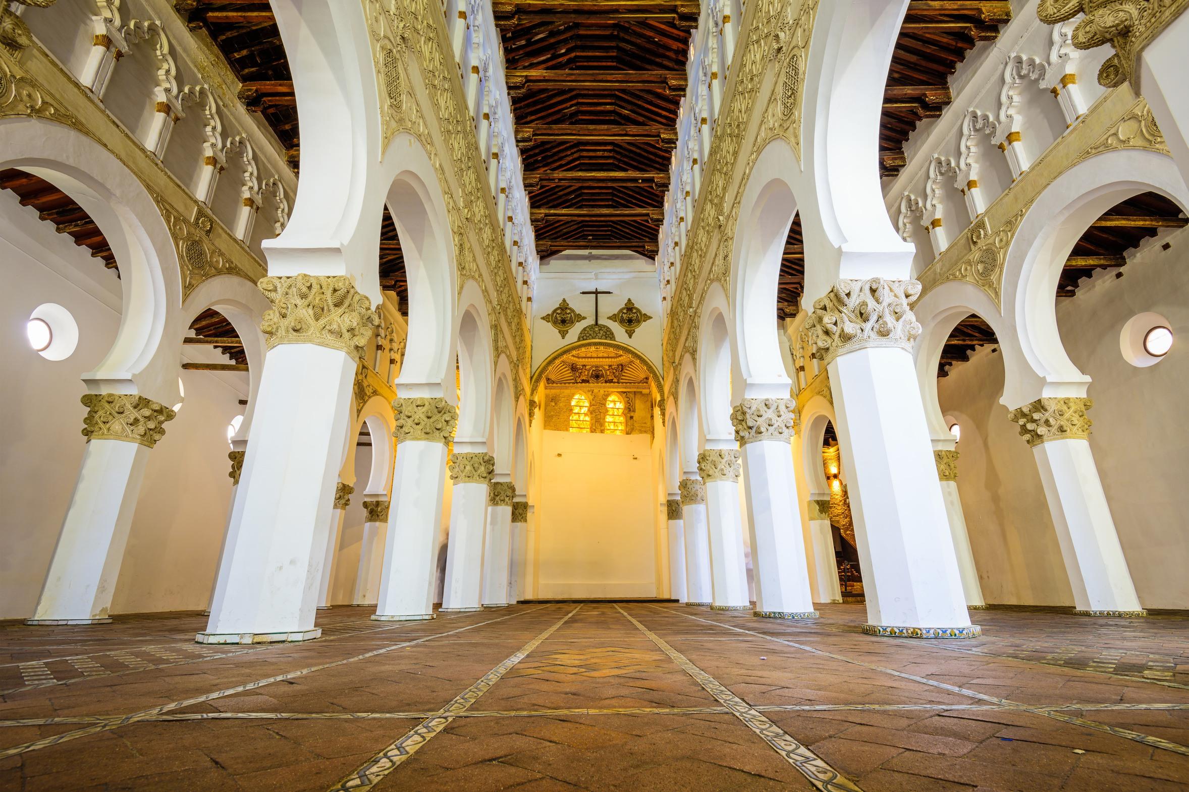 Synagogue of Santa María la Blanca