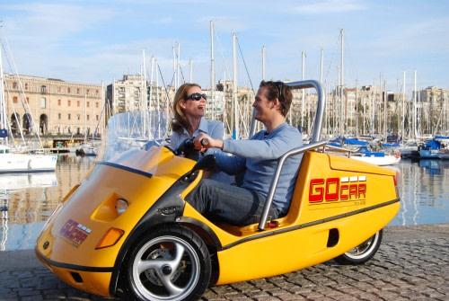 GoCar Tour of Barcelona