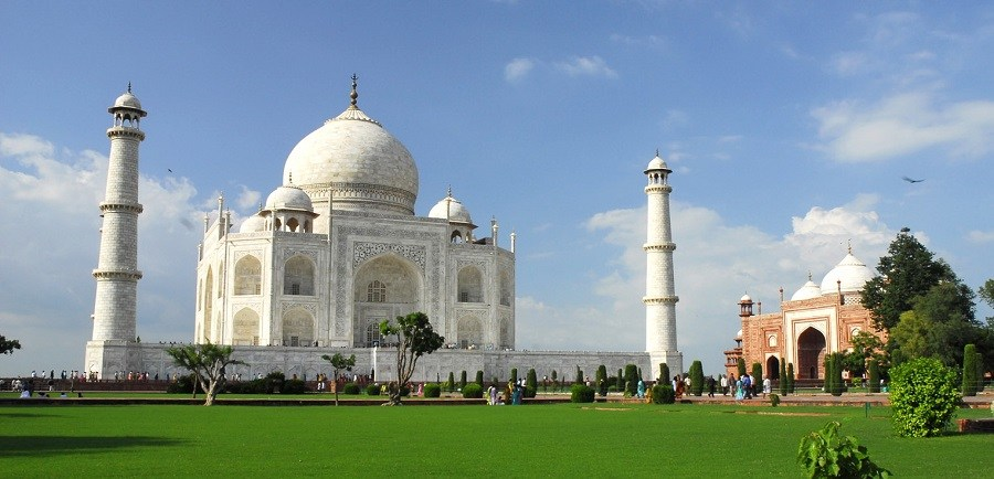 Magnificent Taj
