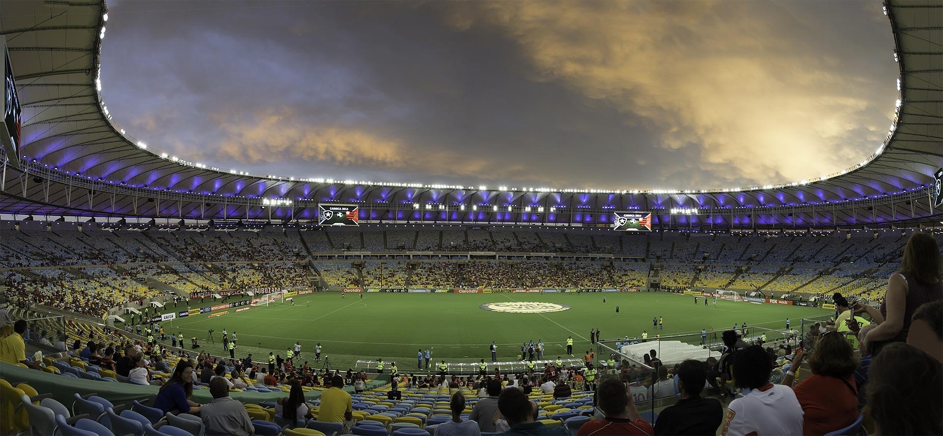 The Estadio Mario Filho