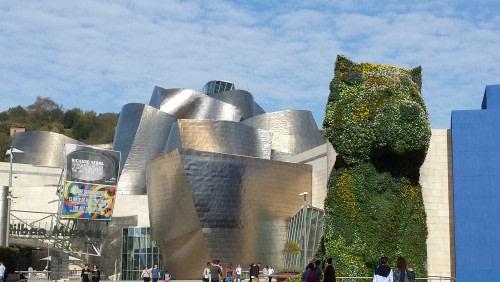 Guggenheim-Bilbao museum
