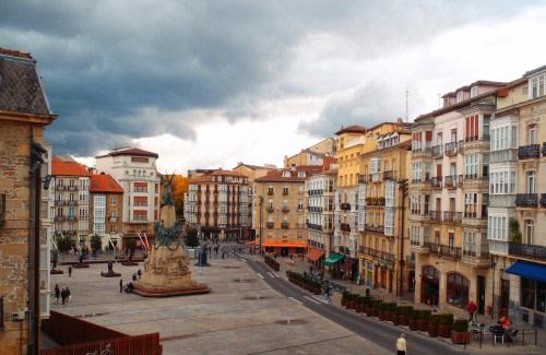 Vitoria-Gasteiz city