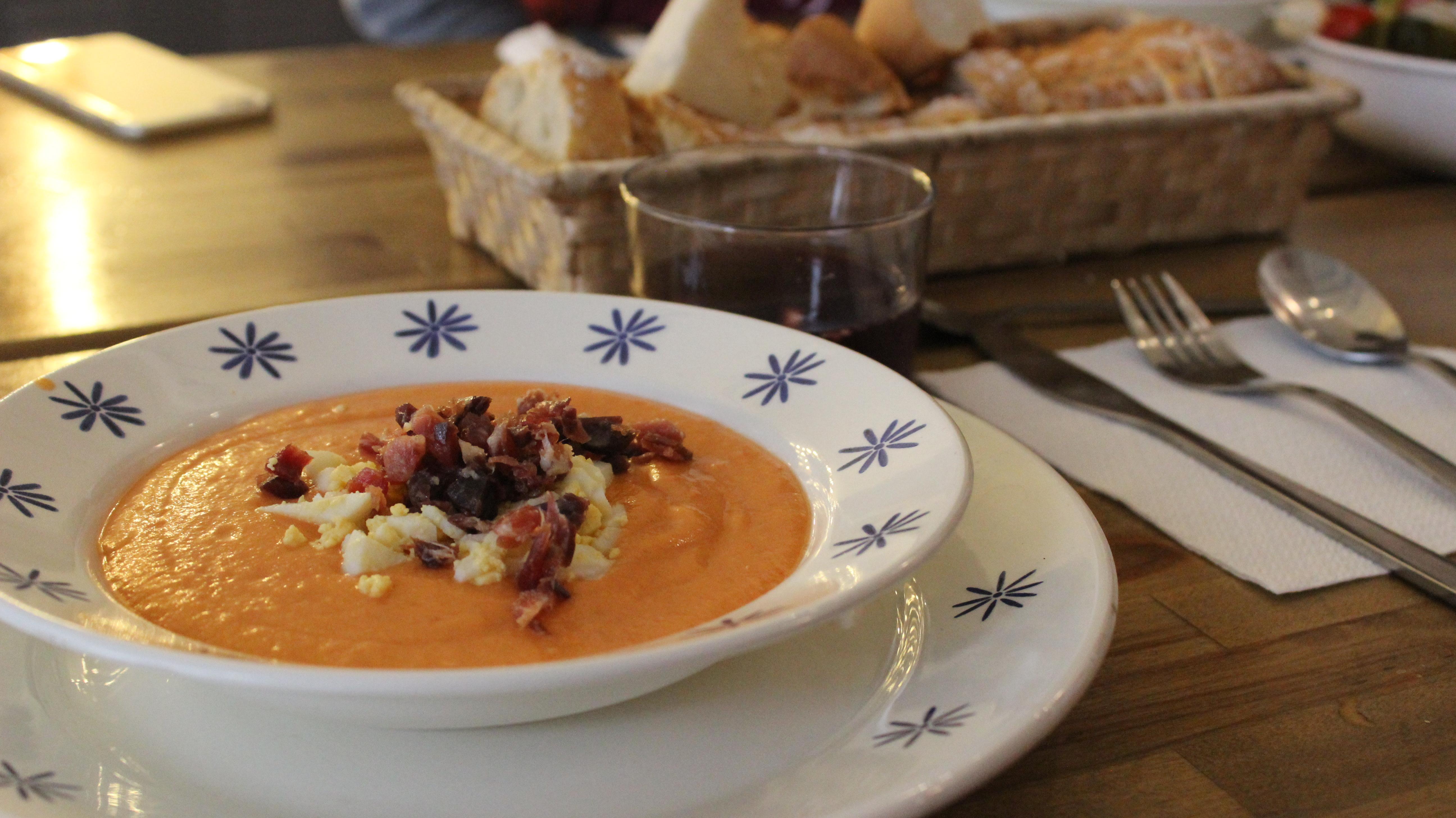 Cook & eat Spanish food
