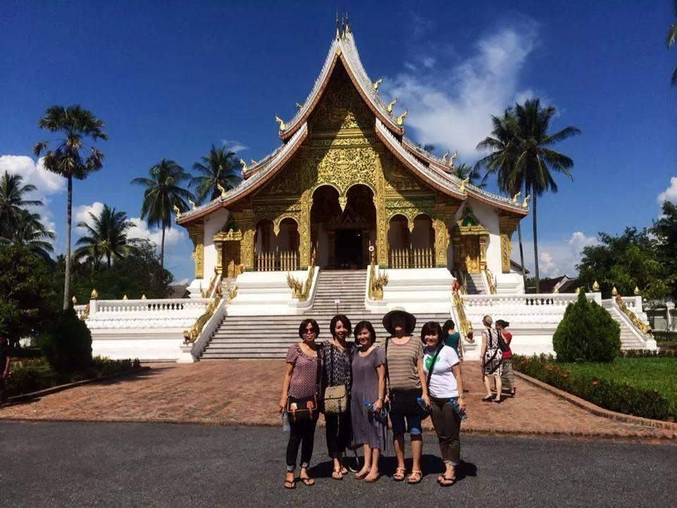 Royal Palace, Haw Kham, Haw Pha Bang