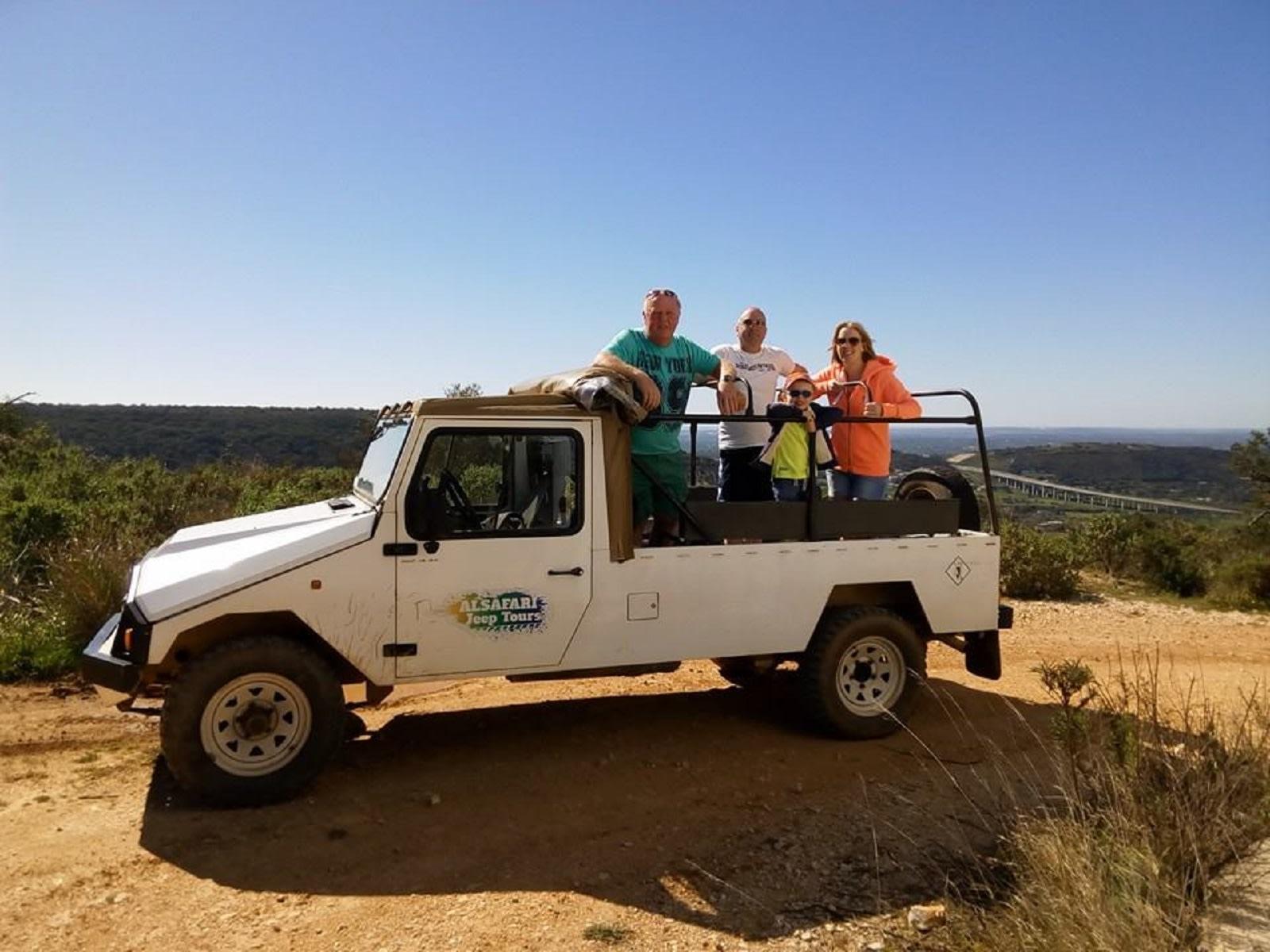 A Jeep Safari to Remember