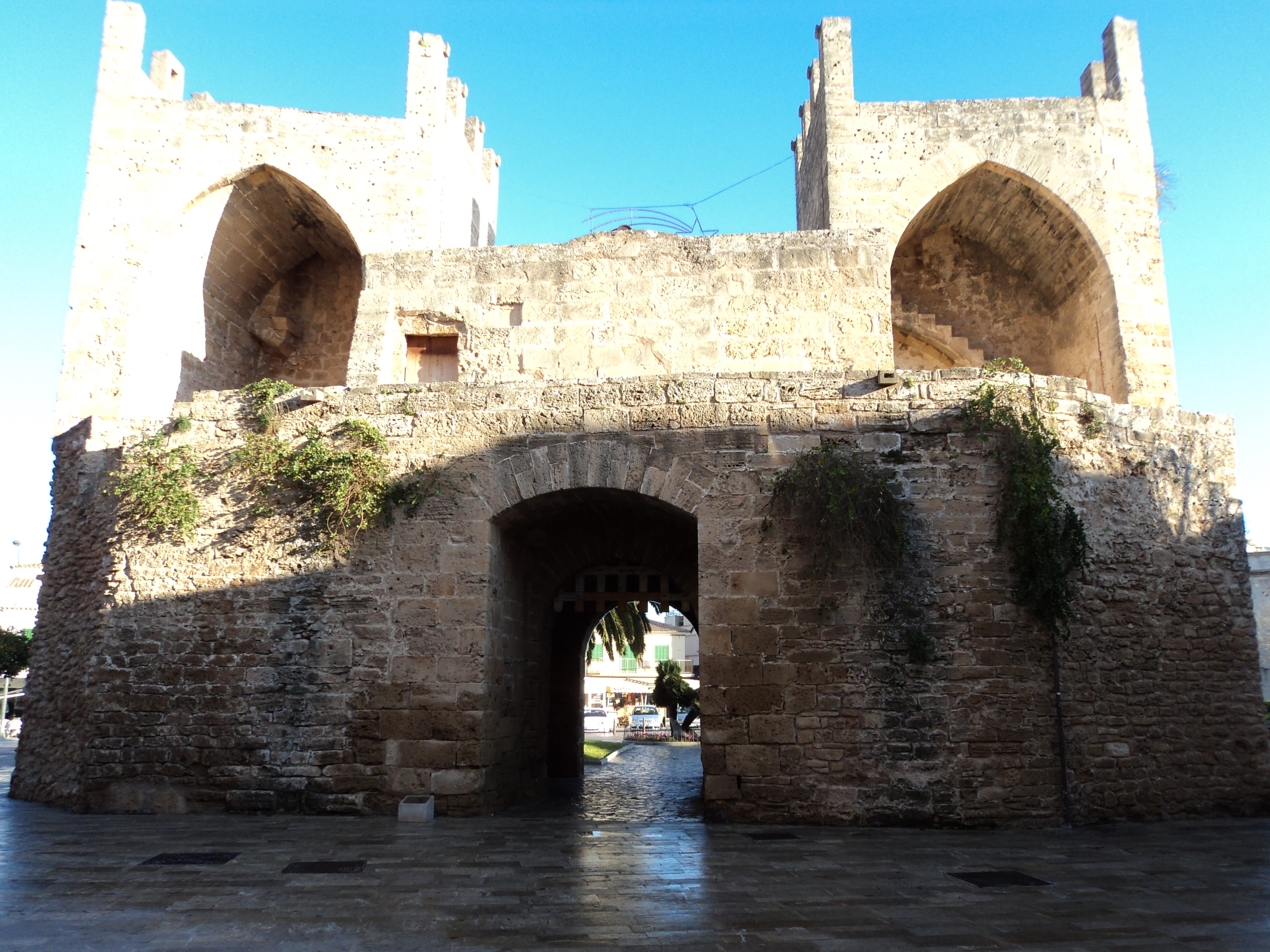 Ancient Gate to Alcudia Old Town
