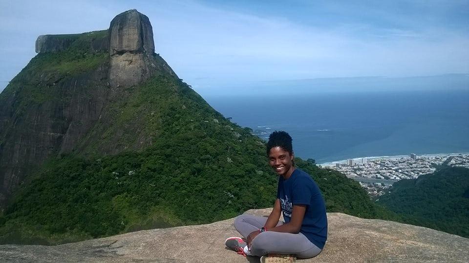 Pedra Bonita In Rio de Janeiro, Brazil