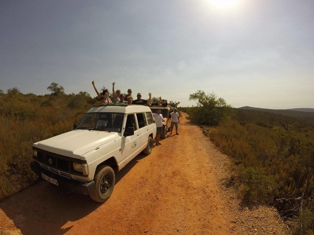 Jeep Safari In Algarve, Portugal