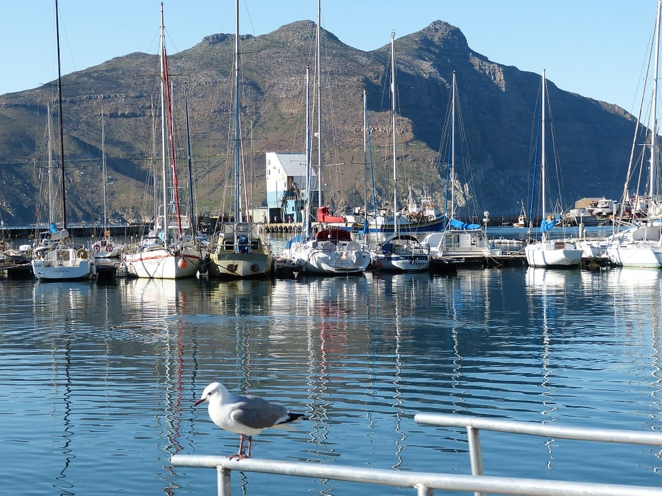 Cape Peninsula Harbour, South Africa