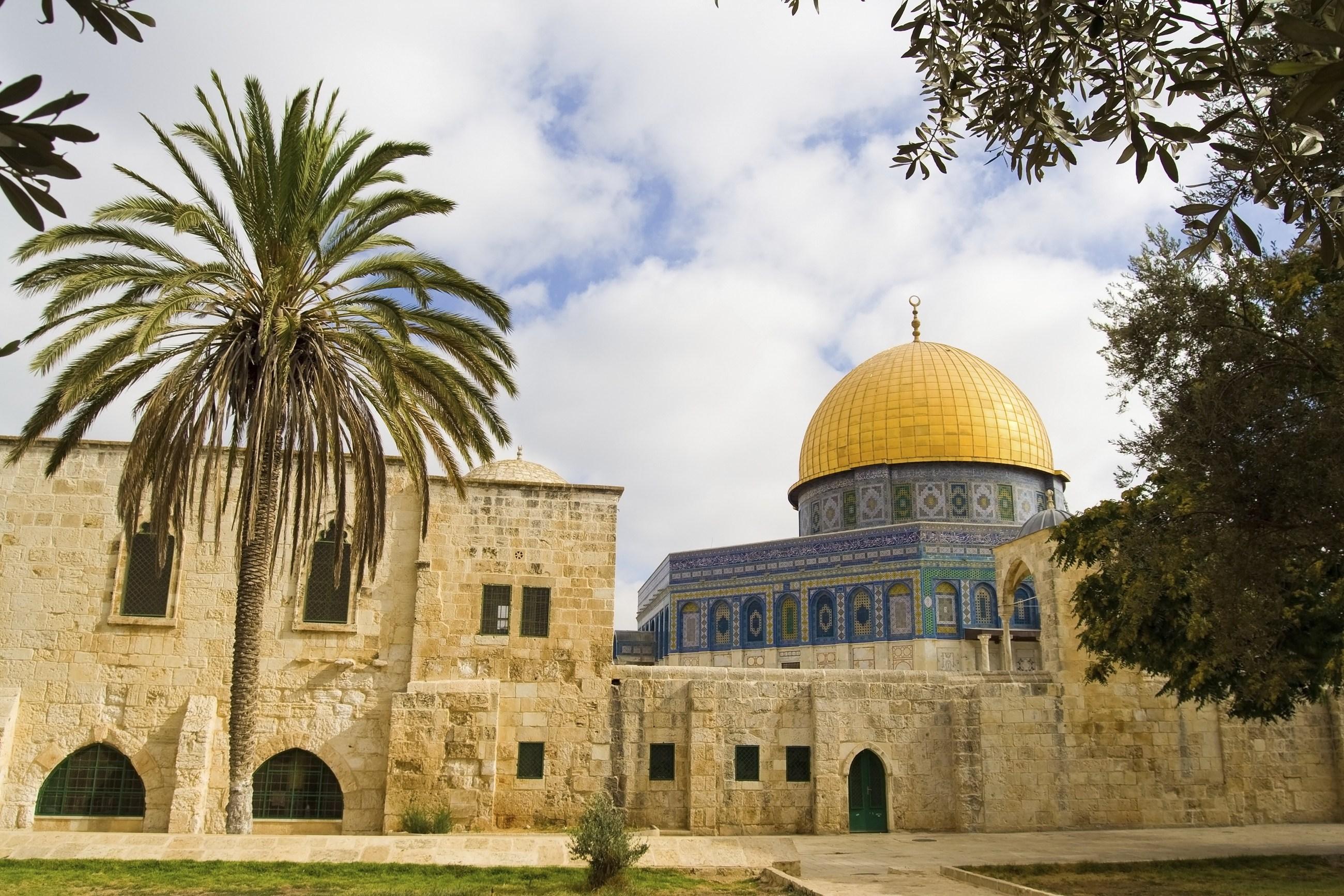 Historical architectural marvels of Jerusalem