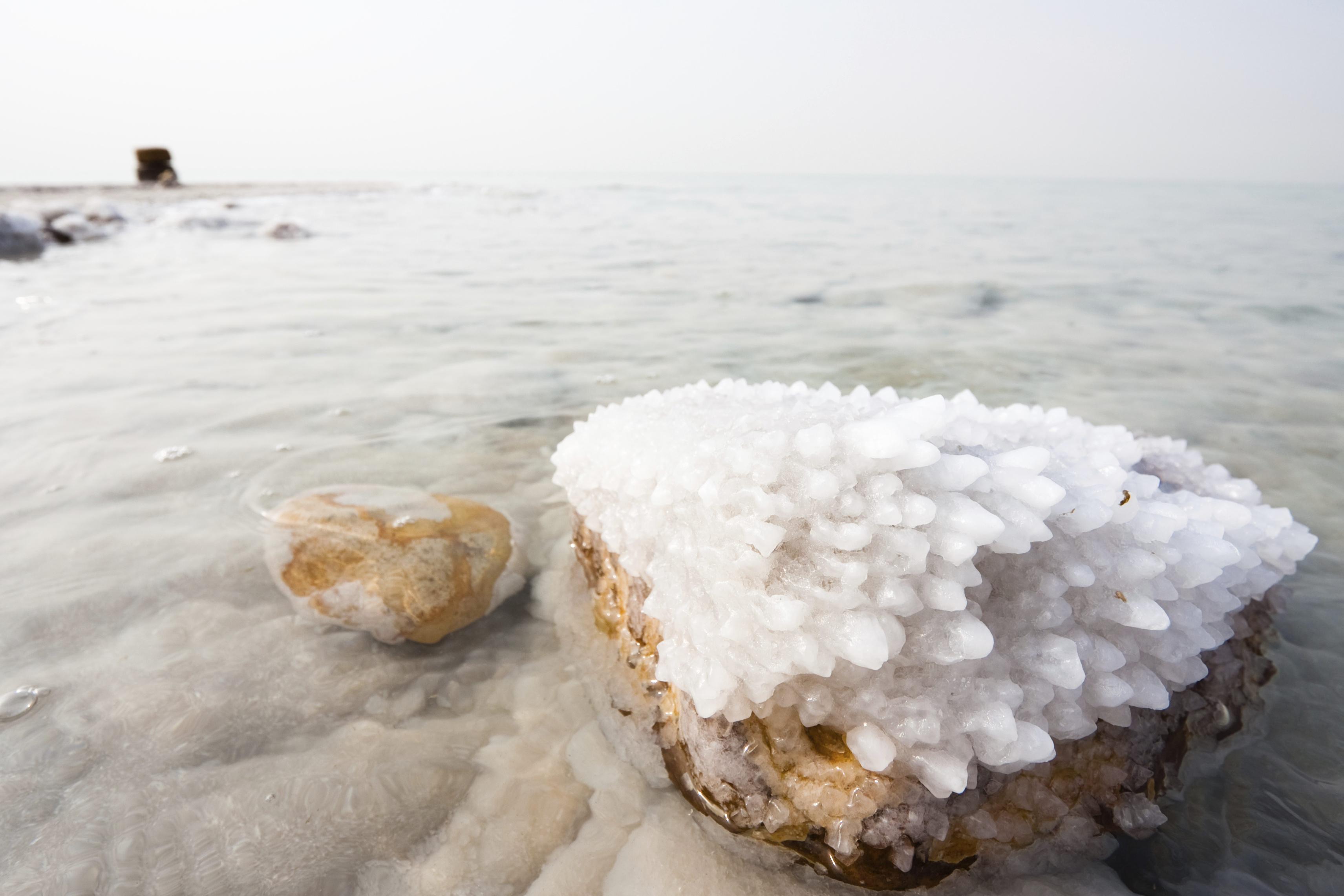 The Unique Dead Sea