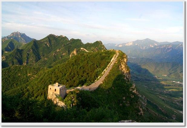 Great Wall of Simatai