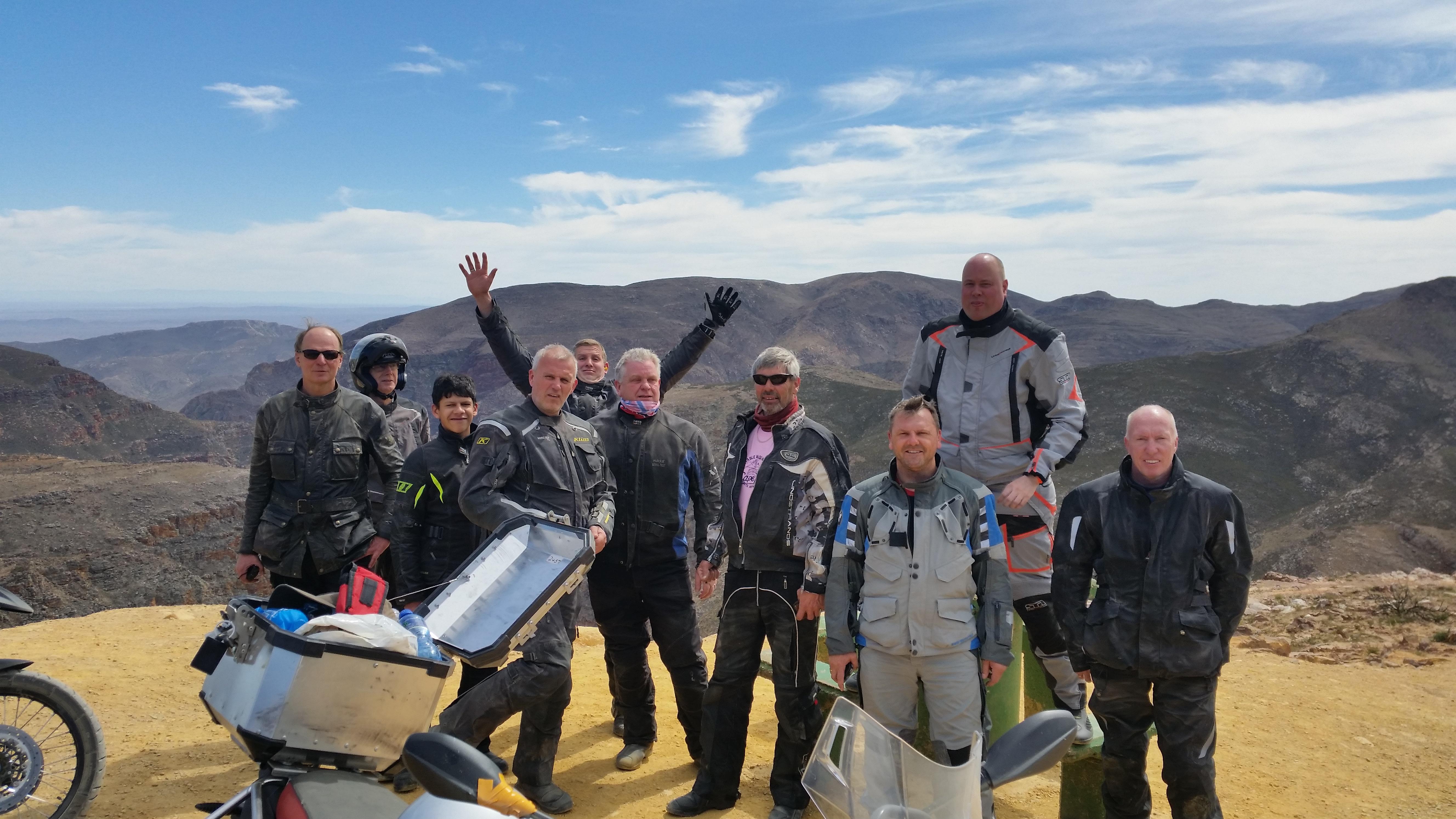 Motorbike Adventures in South Africa