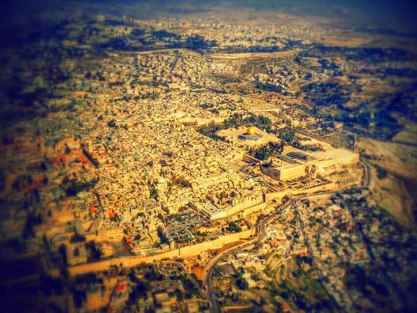City View Of Jerusalem, Israel