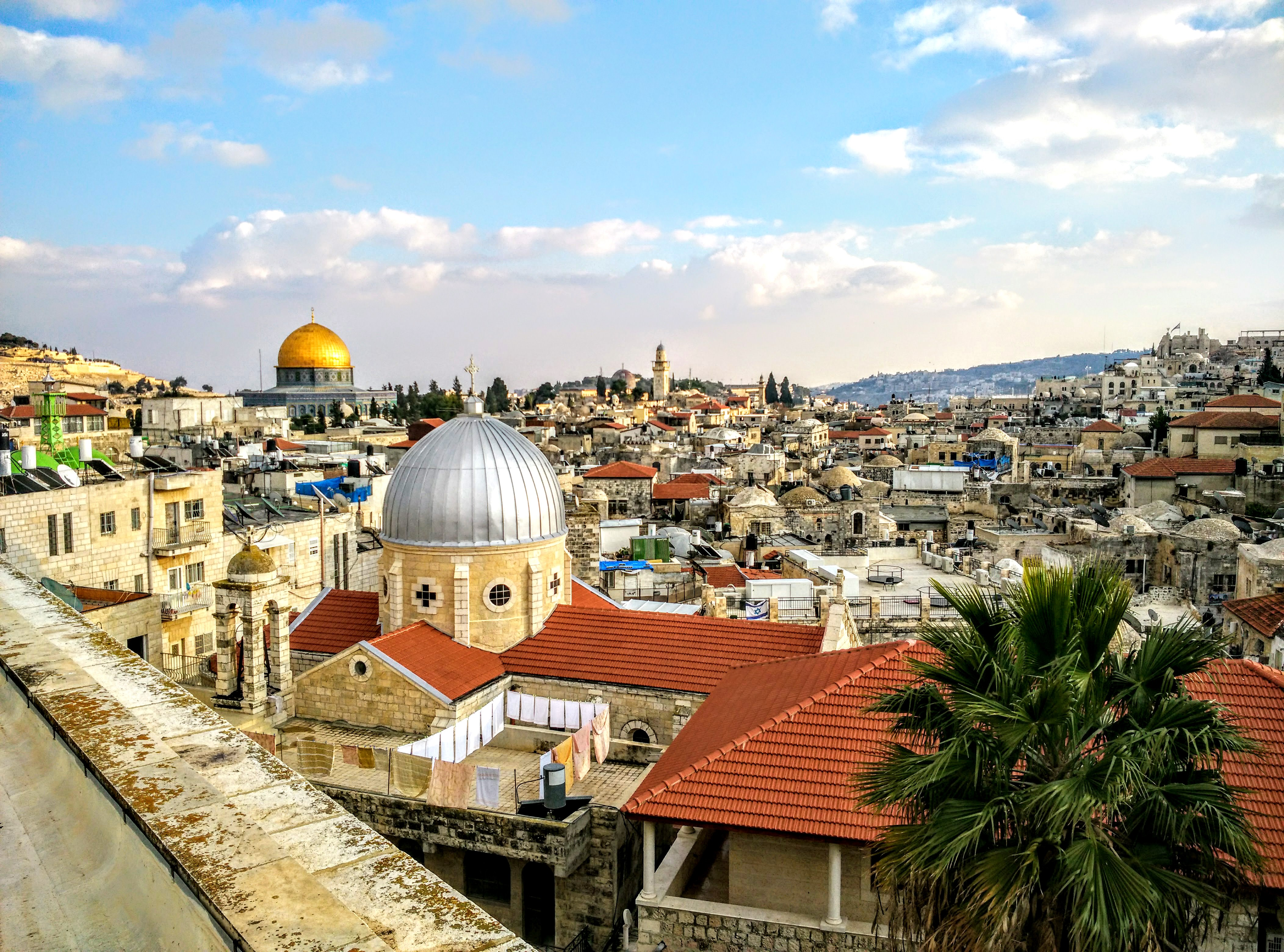Jerusalem City Overview