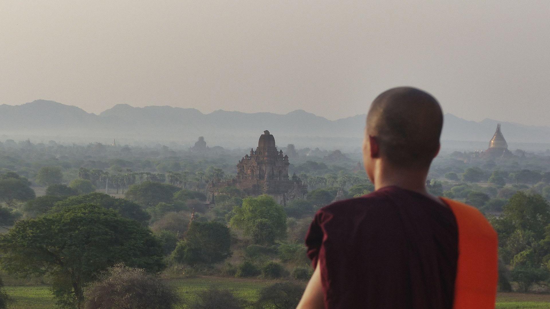 Panoramic View of Bagan