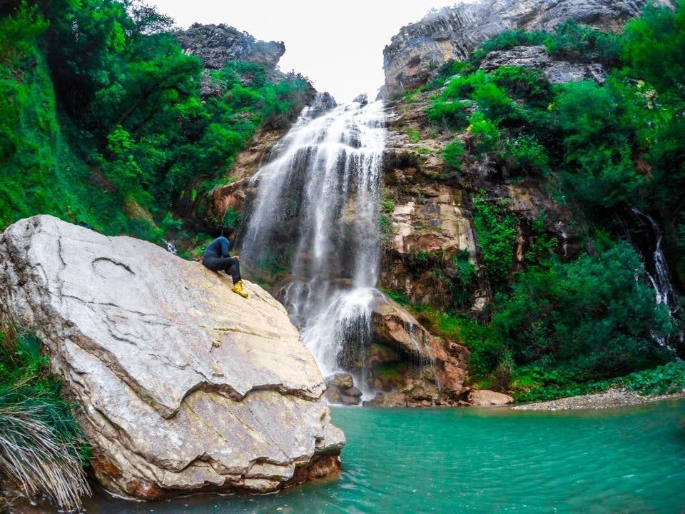 Sotira Waterfall